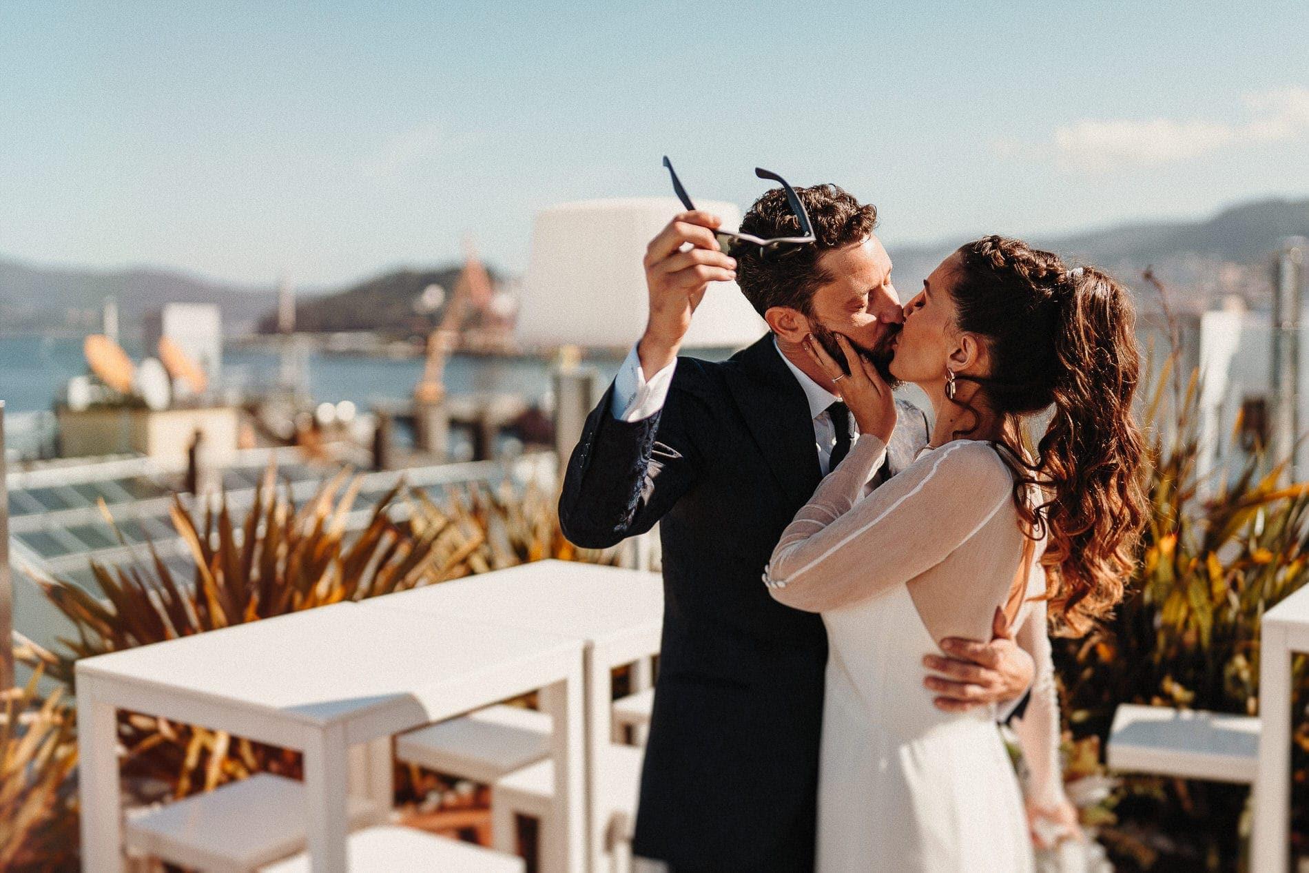 Galicia: La boda en Pepe Vieira con Lore & Paúl