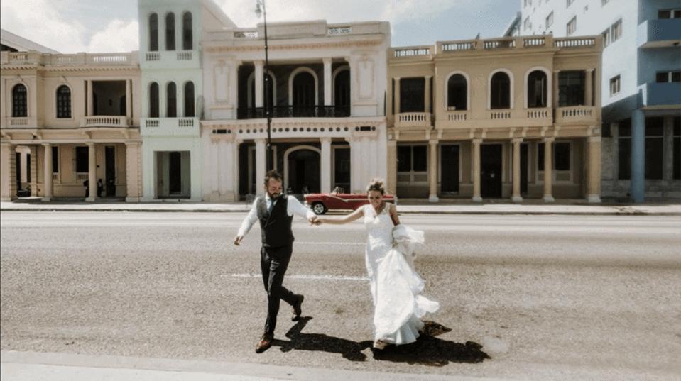 Trash The Dress Lucia Jorge La Havana