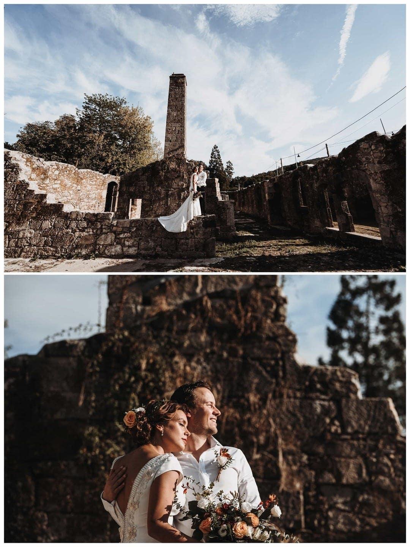 Fofografo Bodas Pontevedra Pronovias Rosaclara