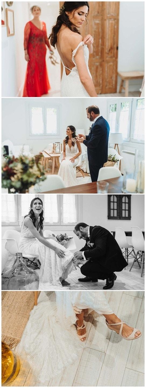 Fotografo Bodas Pazo Señoráns