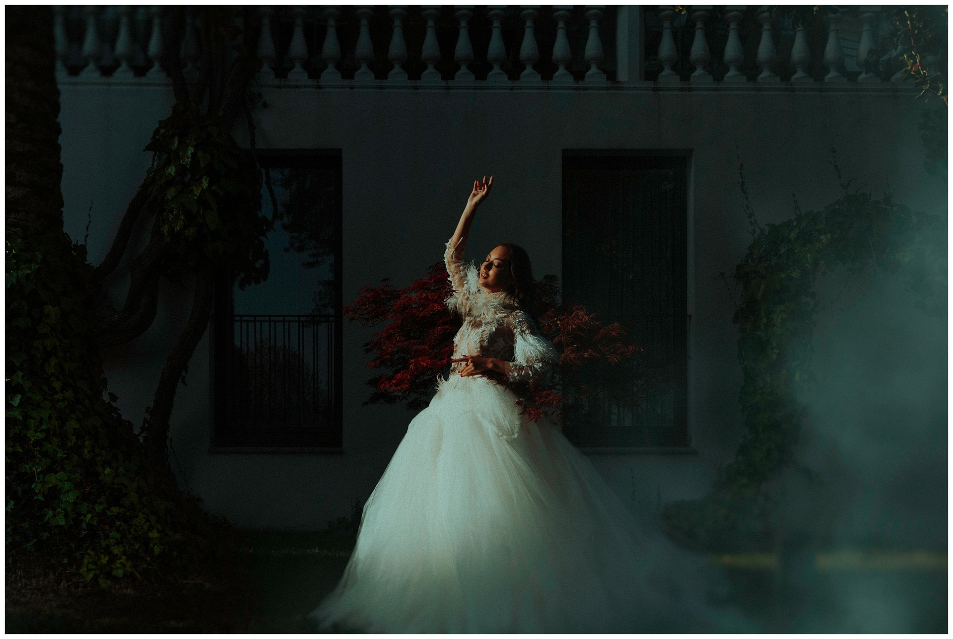 Protegido: Una boda encantada: Alta costura, naturaleza y fantasía.